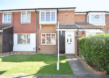 Thumbnail 2 bed terraced house for sale in Renshaw Close, Luton