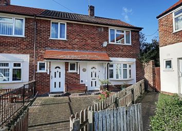 Thumbnail 3 bed terraced house for sale in Bannister Close, Hessle