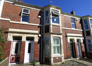 Thumbnail 3 bed flat to rent in Helmsley Road, Sandyford, Newcastle Upon Tyne