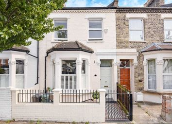 Thumbnail 4 bed property to rent in Mendora Road, London