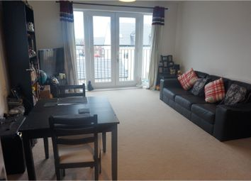 Thumbnail 1 bed flat for sale in Tir Founder Fields, Aberdare
