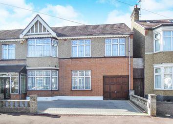 Thumbnail 5 bedroom end terrace house for sale in Hurstbourne Gardens, Barking