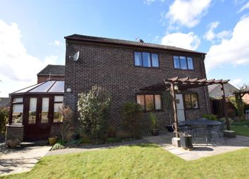 Thumbnail 3 bed detached house for sale in Burgess Way, Brooke, Norwich