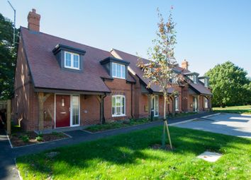 Thumbnail 2 bedroom end terrace house for sale in Dunmow Road, Great Easton, Dunmow