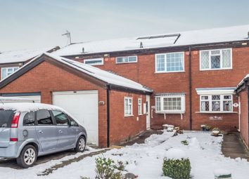 Thumbnail 3 bed terraced house for sale in Langcliffe Avenue, Warwick