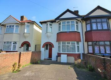 Thumbnail 3 bed end terrace house to rent in Great Cambridge Road, Enfield