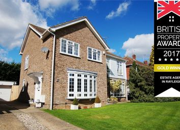 Thumbnail 3 bed semi-detached house for sale in Bartletts, Perfectly Presented!, Rayleigh, Essex