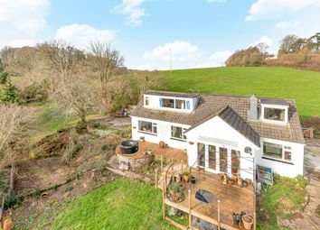 Thumbnail 4 bed detached house for sale in Old Road, Harbertonford, Totnes, Devon