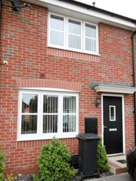 Thumbnail 2 bed terraced house for sale in Mallard Close, Leicester
