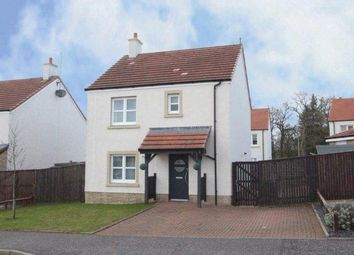 Thumbnail 3 bed detached house for sale in Netherplace Quadrant, Mauchline, East Ayrshire