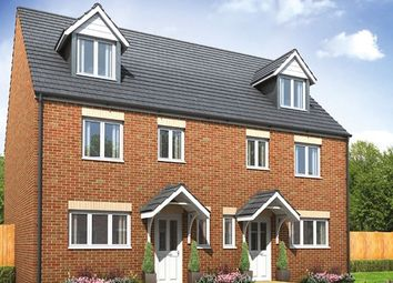 "Thumbnail 3 bed terraced house for sale in ""The Leicester "" at Imperial Park, Wills Way, Bristol"