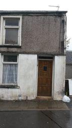 Thumbnail 2 bed end terrace house for sale in Long Row, Blaenllechau, Ferndale