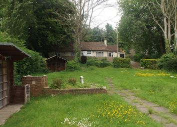 Thumbnail 6 bed detached bungalow for sale in Ludwell Lane, Exeter