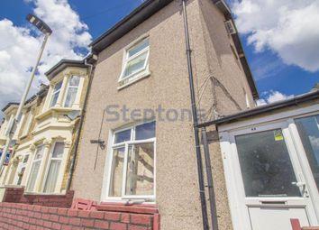 Thumbnail 3 bedroom terraced house for sale in Trevylan Road, Stratford