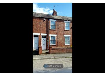 Thumbnail 2 bed terraced house to rent in Railway View, York