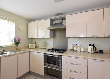 3 bed town house for sale in Headstock Rise, Hoo, Rochester, Kent ME3