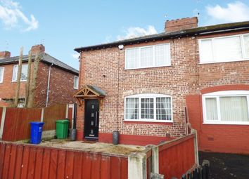 Thumbnail 2 bed semi-detached house for sale in Parrs Wood Rd, Manchester, Lancashire