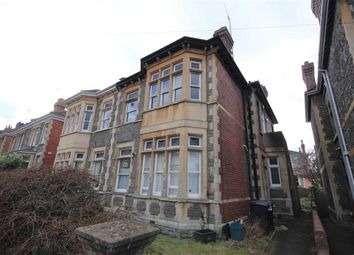 Thumbnail 2 bed flat to rent in Montrose Avenue, Cotham, Bristol