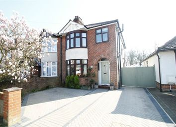 Thumbnail 3 bedroom semi-detached house for sale in Medway Road, Ipswich, Suffolk