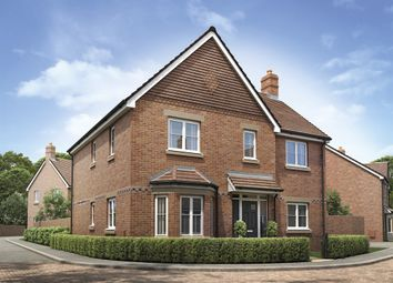 Thumbnail 4 bed detached house for sale in Plot 78 Weogoran Park, Whittington Road, Worcester