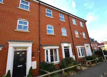 Thumbnail 4 bedroom terraced house for sale in Cawbeck Road, Little Canfield, Dunmow