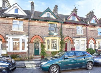 Thumbnail 2 bed terraced house for sale in Dukes Avenue, Dorchester, Dorset