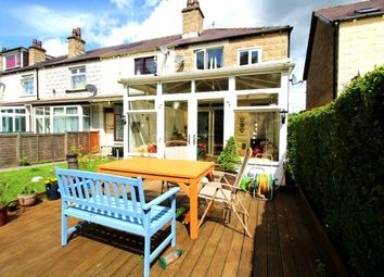 Thumbnail 3 bed terraced house for sale in Aire View Avenue, Bingley