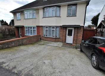 Thumbnail 5 bed semi-detached house to rent in Royal Lane, Hillingdon, Middlesex