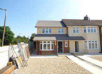 Thumbnail 4 bed end terrace house for sale in Lovell Walk, Rainham