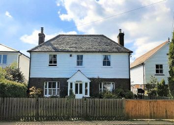 Thumbnail 3 bed detached house to rent in The Street, Bossingham, Canterbury