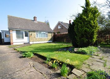 Thumbnail 2 bedroom detached bungalow for sale in Old Road, Leconfield