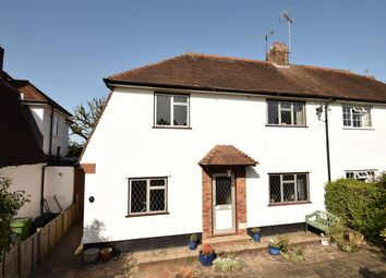 3 bed semi-detached house for sale in St James's Road, Sevenoaks, Kent TN13