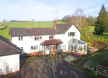 Thumbnail 4 bed detached house for sale in Fairoak Green, Near Eccleshall, Staffordshire