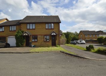 Long Mead, Yate, Bristol, Gloucestershire BS37. 2 bed end terrace house
