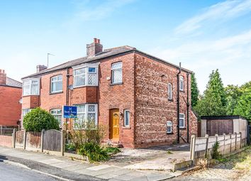 Thumbnail 3 bedroom semi-detached house for sale in Doveleys Road, Salford