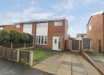 Thumbnail 3 bed semi-detached house for sale in Highfield Avenue, Atherton, Manchester, Greater Manchester