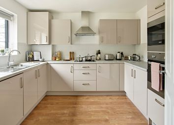 Thumbnail 3 bedroom end terrace house to rent in Gunhill, Aldershot