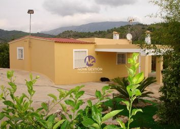 Thumbnail 2 bed chalet for sale in Partida Crehueta, 36, 03520 Polop, Alicante, Spain