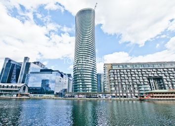Thumbnail 2 bedroom flat for sale in Arena Tower, 25 Crossharbour Plaza, London