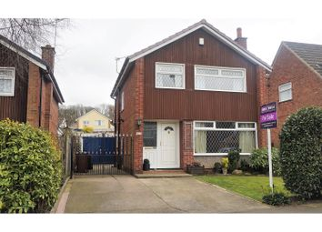 Thumbnail 3 bed detached house for sale in Ledston Avenue, Garforth