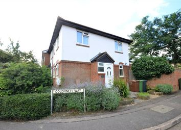 Thumbnail 3 bedroom end terrace house for sale in Goldfinch Way, Borehamwood, Hertfordshire