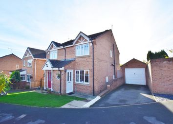 Thumbnail 2 bed semi-detached house for sale in Millside Walk, Morley, Leeds