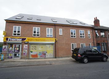 Thumbnail 2 bed flat to rent in Brighton Road, Alvaston, Derby