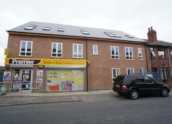 Thumbnail 2 bedroom flat to rent in Brighton Road, Alvaston, Derby