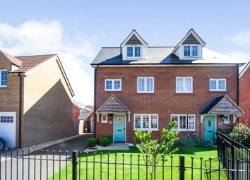 Thumbnail Semi-detached house for sale in Hardys Road, Bathpool, Taunton