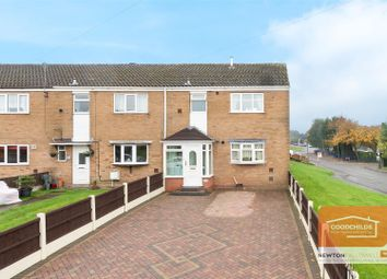 Thumbnail 3 bed end terrace house for sale in Poxon Road, Walsall Wood, Walsall