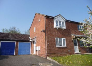 2 bed semi-detached house to rent in Vyne Crescent, Great Holm, Milton Keynes MK8