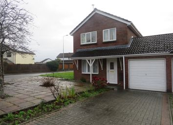 Thumbnail 3 bed detached house for sale in Willow Grove, St. Mellons, Cardiff