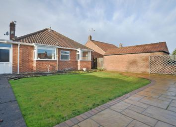 Thumbnail 2 bed detached bungalow for sale in Canham Grove, York