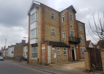 Thumbnail 1 bed flat to rent in Star Road, Peterborough